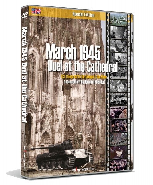 March 1945 - Duel at the Cathedral [DVD]