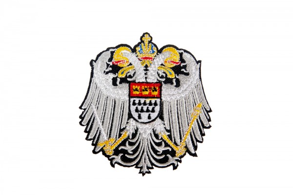 Bügelbild mit Kölner Stadtadler
