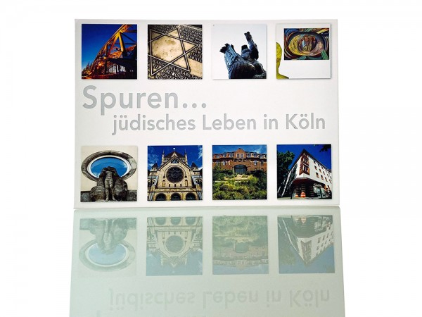 Postkartenset Jüdisches Köln