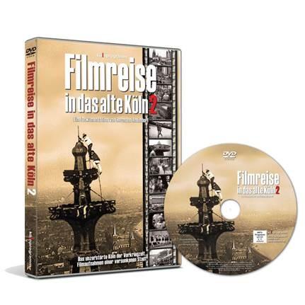 DVD Filmreise in das alte Köln Teil 2