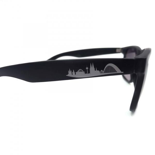 Sonnenbrille Skyline Kollektion, grau