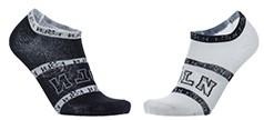 Köln Sneakersocken schwarz & weiß