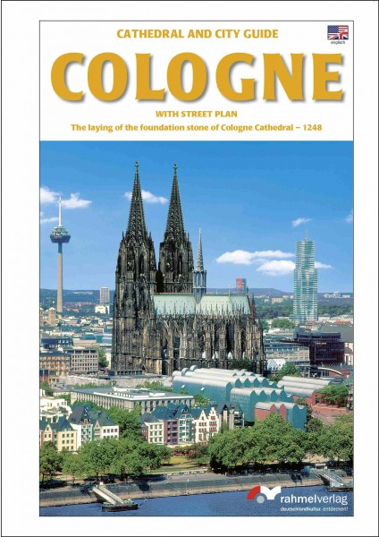 Cologne - Cathedral and city guide, different languages