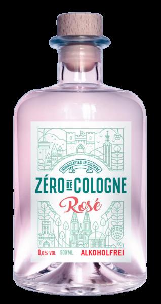 Gin de Cologne Zéro, Rosé 500ml