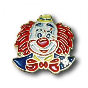 Pin Clownkopf