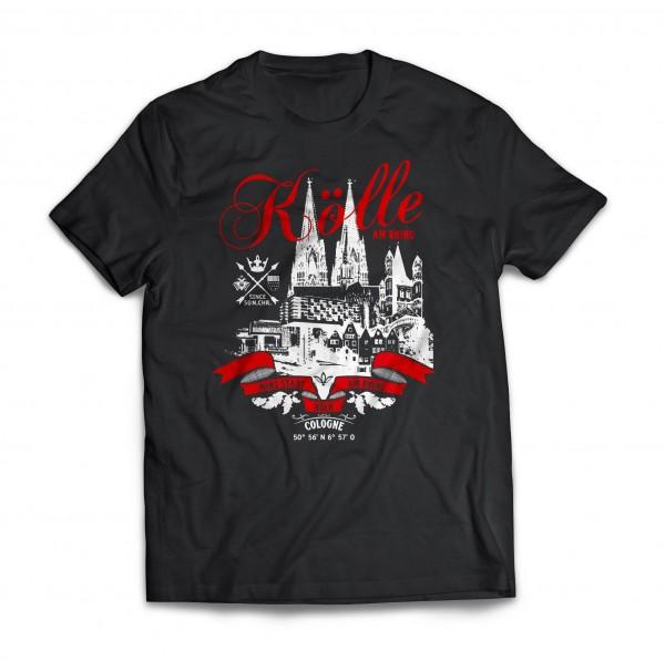 T-Shirt Kölle Herren
