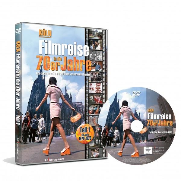 DVD Filmreise in die 70er Jahre Teil 1