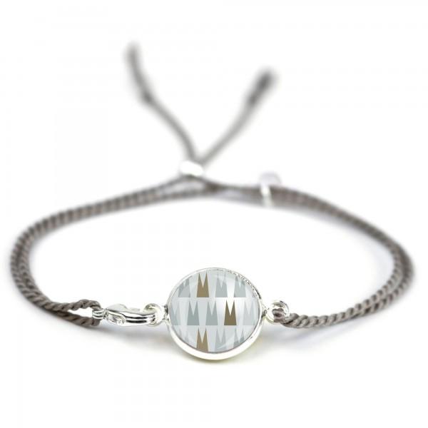 Köln Armband, grau