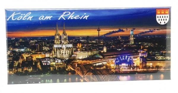 Magnet Köln aus der Luft
