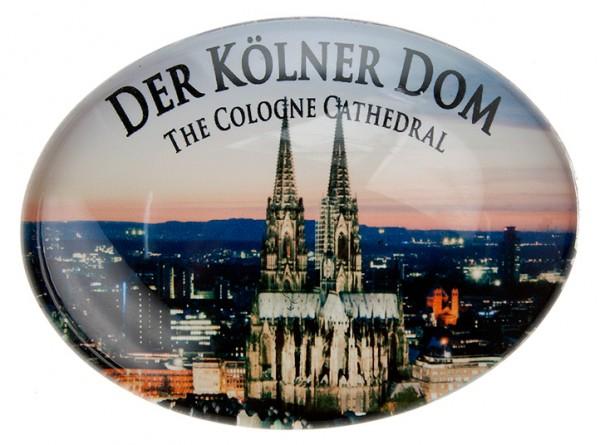 Magnet Kölner Dom, verschiedene Varianten