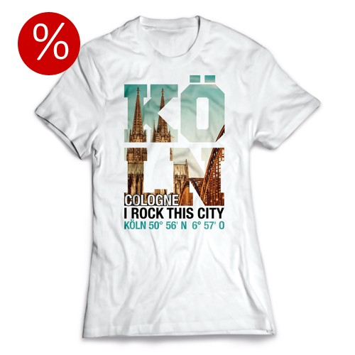 T-Shirt I Rock Cologne
