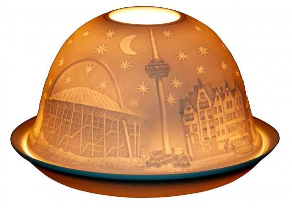 Windlicht Stadtmotive Köln