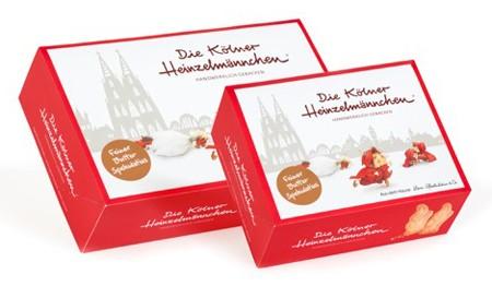 Butterspekulatius der Kölner Heinzelmännchen in Präsentbox
