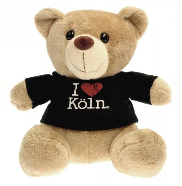 Teddy 'I love Köln', schwarzer Pulli