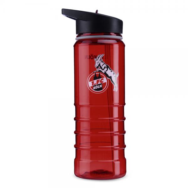1. FC Köln Trinkflasche Sport, rot