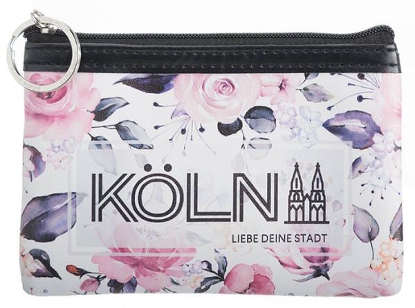 Schlüsseletui Köln - Flower