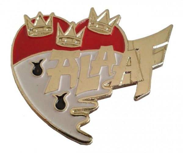 Pin mit Wappen und Alaaf