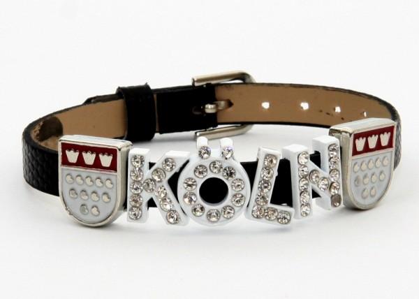 Armband Köln, verschiedene Farben