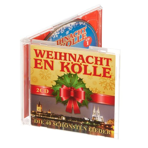 Weihnacht en Kölle [CD]
