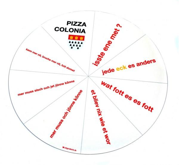 Pizzabrett Köln
