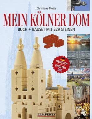 Mein Kölner Dom I Buch und Bauset