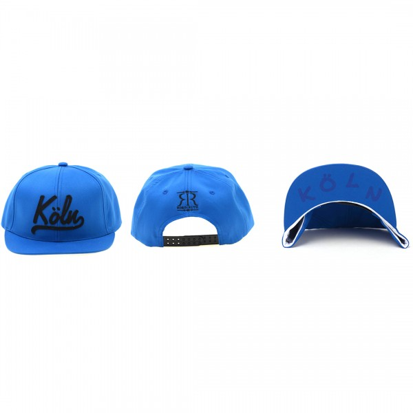 Köln Cap in navy-blau