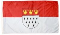 Fahne Kölner Wappen