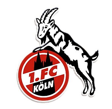 1. FC Köln Aufkleber