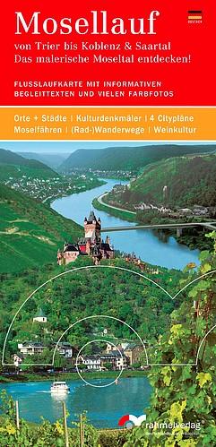 Mosellauf von Trier bis Koblenz und Saartal