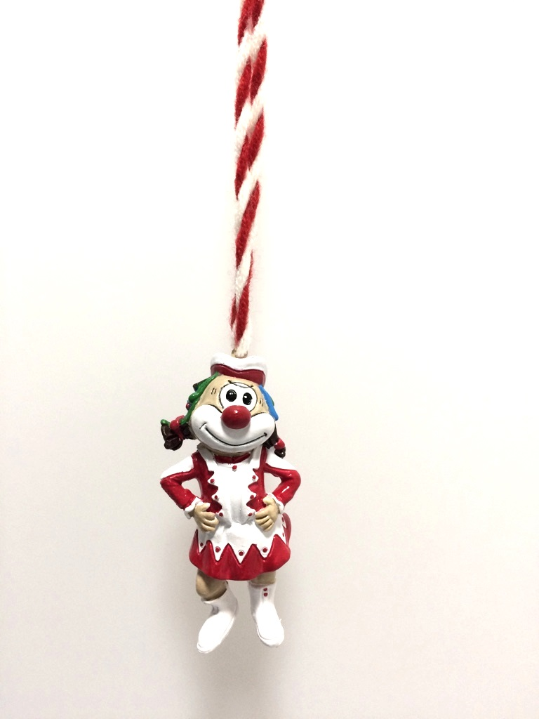 Clown Orden Schmitzens` Narr 9cm