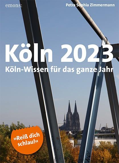 Köln 2021 - Abreißkalender