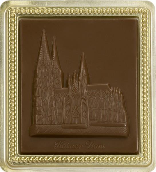 Schokoladentaler Kölner Dom
