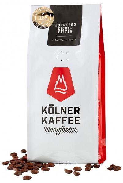 Kölner Kaffee Manufaktur - Espresso Dicker Pitter