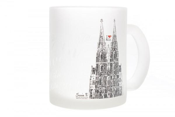 Tasse Kölner mit Kölner Dom und Grundgesetz