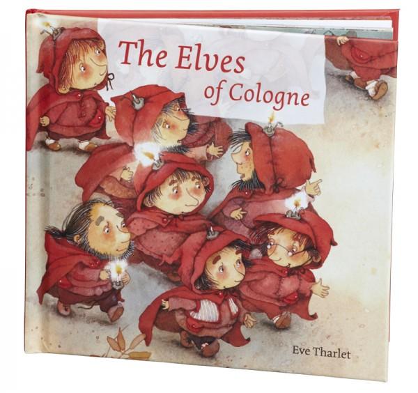"""Die Heinzelmännchen von Köln, englisch """"The Elves of Cologne"""""""