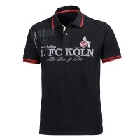 "1. FC Köln Poloshirt ""Rombergstr."""