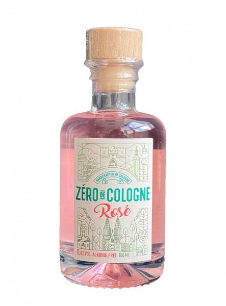 Gin de Cologne Zéro, Rosé 100ml