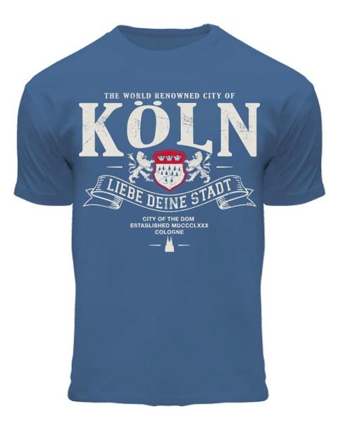T-Shirt Liebe Deine Stadt, Kinder