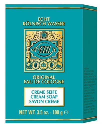 4711 Echt Kölnisch Wasser - Creme-Seife
