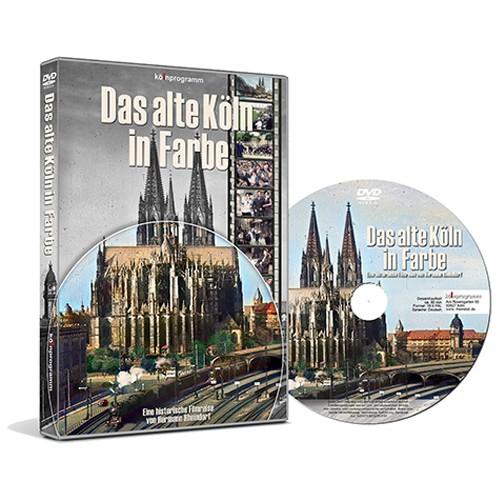 DVD - Das alte Köln in Farbe