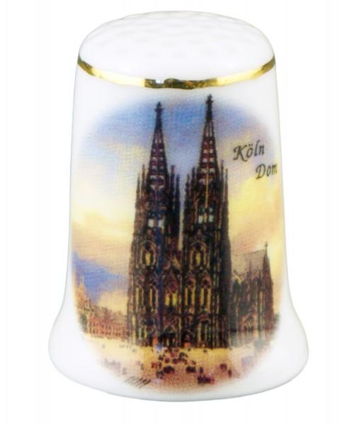Fingerhut Kölner Dom