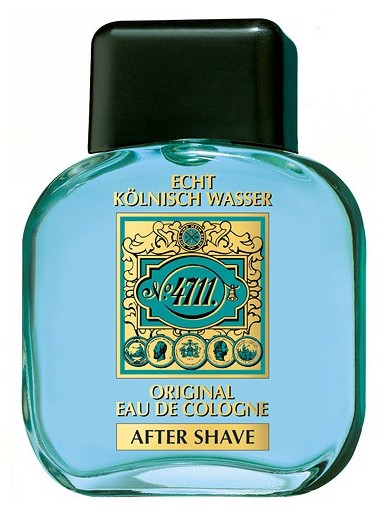 4711 Echt Kölnisch Wasser - After Shave Lotion