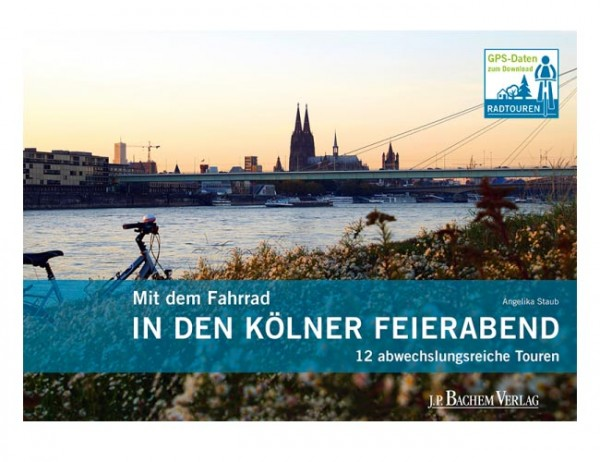 Mit dem Fahrrad in den Kölner Feierabend