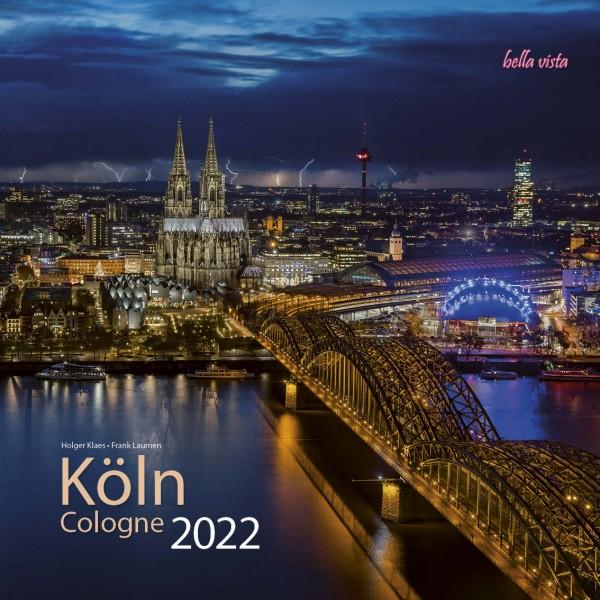 Broschürenkalender Köln Cologne 2021