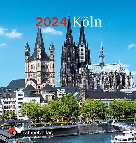 Tischkalenders Köln 2021