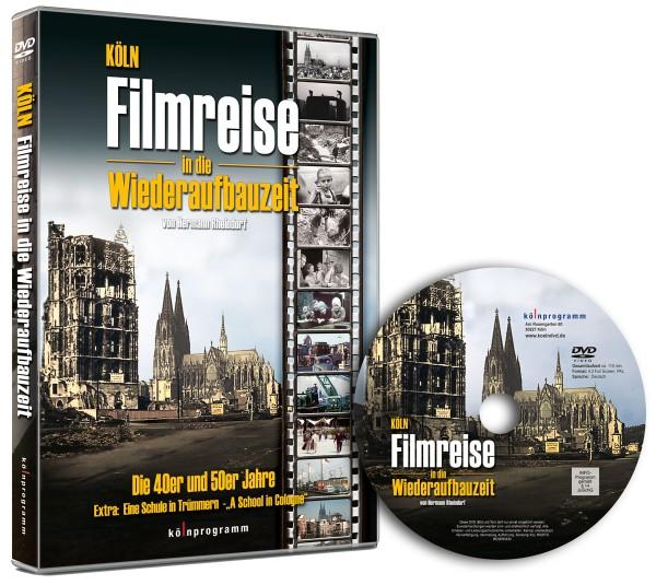 Köln: Filmreise in die Wiederaufbauzeit [DVD]