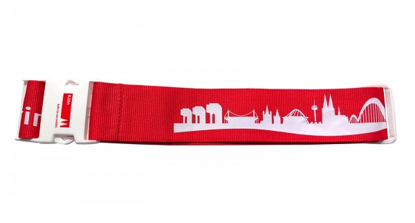 Kofferband Skyline #inKöllezeHus