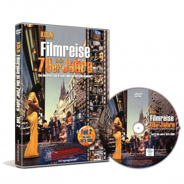 DVD Filmreise in die 70er Jahre Teil 2