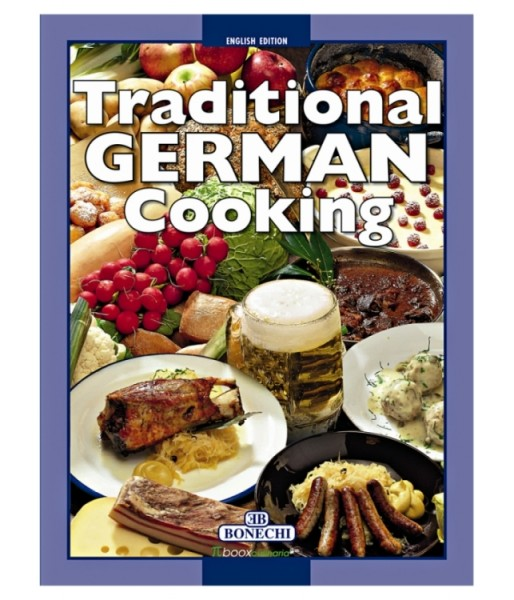 Traditional German Cooking, different languages
