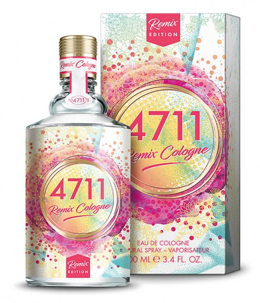 4711 Remix Edition 2021, 100ml Spray